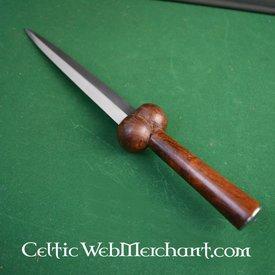 Marshal Historical 15 wieku długo bollock sztylet