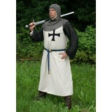 sobreveste teutónica histórica