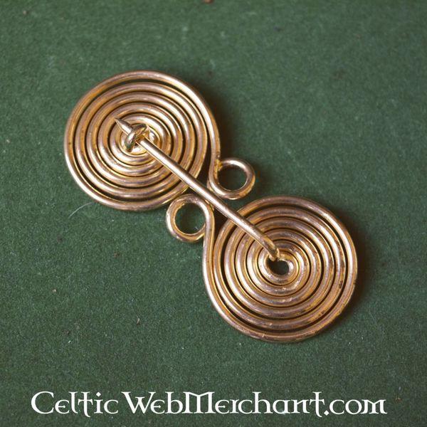 Spiralny kształt spektakl strzałkowa