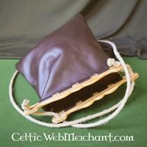 Espina de pescado túnica Tyr, gris oliva