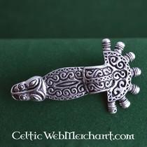 6th century Merovingian fibula