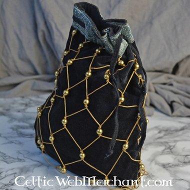 Noble pouch, black