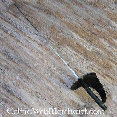 épée du 19ème siècle bataille prêt