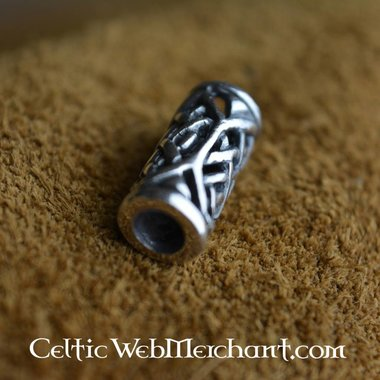 Argent beardbead Celtic
