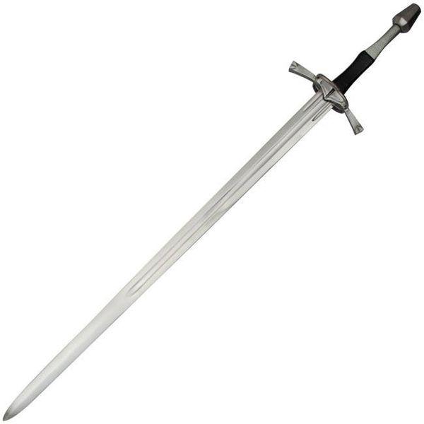 Deepeeka 15th århundrede hånd-og-halv sværd med sidevinger
