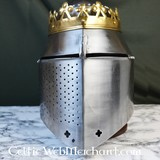 Great helmet king Edward I