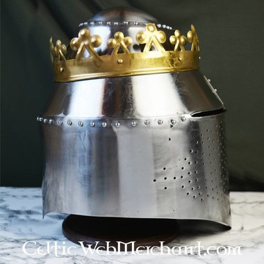 Great helmet king Edward I