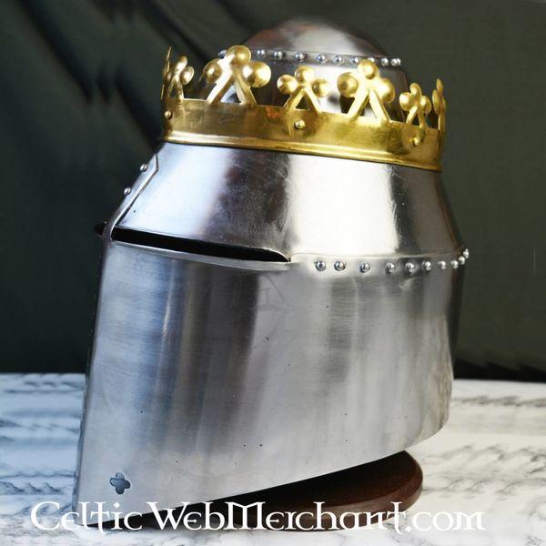 Deepeeka Gran casco 1 de Edward