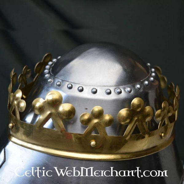 Deepeeka Grote helm Edward de 1ste