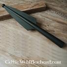 fer de lance de caoutchouc formateur