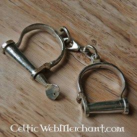 Strygejern middelalderlige håndjern