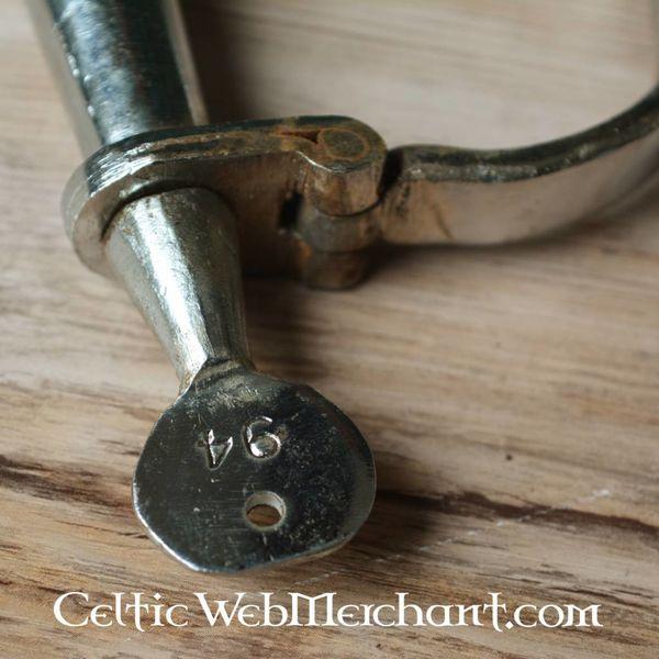Ferro medievale manette