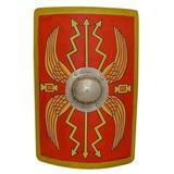 escudo romano para los niños