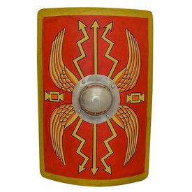 Deepeeka Roman shield for children