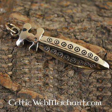 joya espada celta