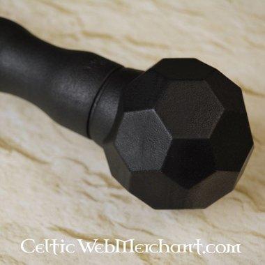 Fría bastón de acero africano