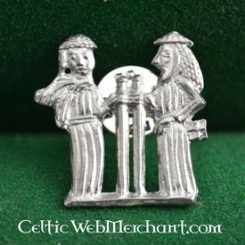 Flemish pilgrim badge