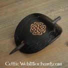 Keltische haarpin Dana zwart