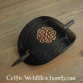 Celtic hairpin Dana black