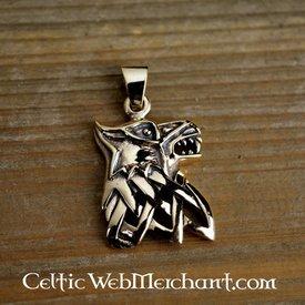 Bronze Fenis pendant