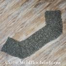 Protezione delle spalle in cotta di maglia, 8 mm