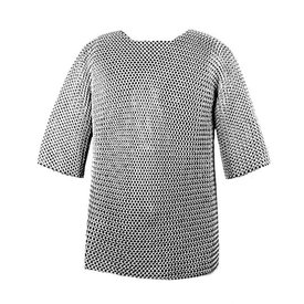 Deepeeka Hauberk half-long sleeves, round rings round rivets