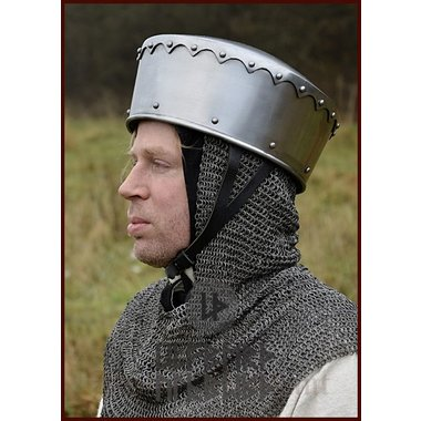 Crusader calotte