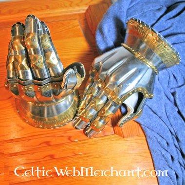 Pantserhandschoenen Churburg