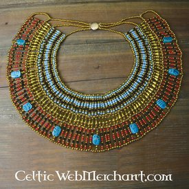 Egyptian necklace Nefertiti 34 cm