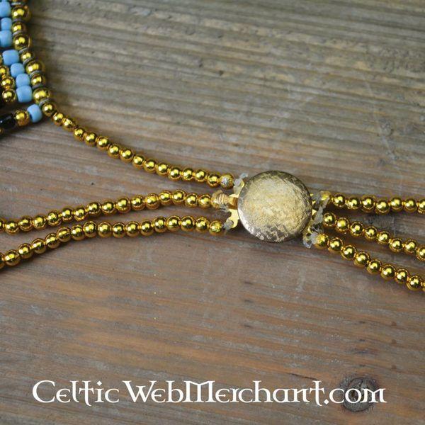 Collar egipcio Nefertiti 34 cm
