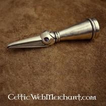 Houten wandelstok Book of Kells