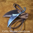 Viking neck knife