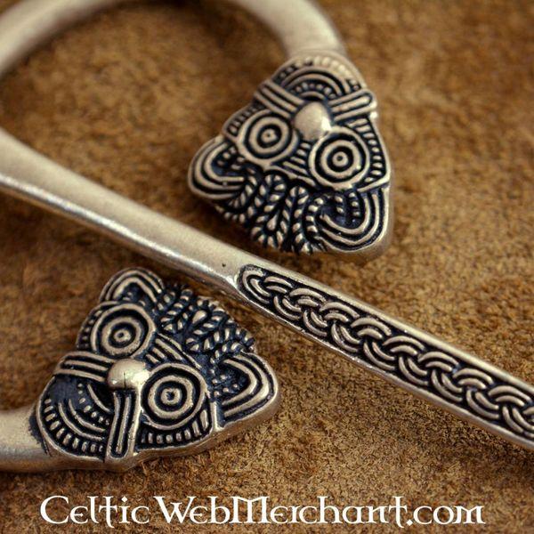 10th century Viking fibula Høm