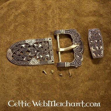 cintura Gokstad attaccamento bronzo