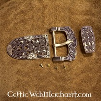 Clip para el cinturón de bronce Gokstad