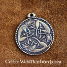 Pewter chasse sauvage Pendentif