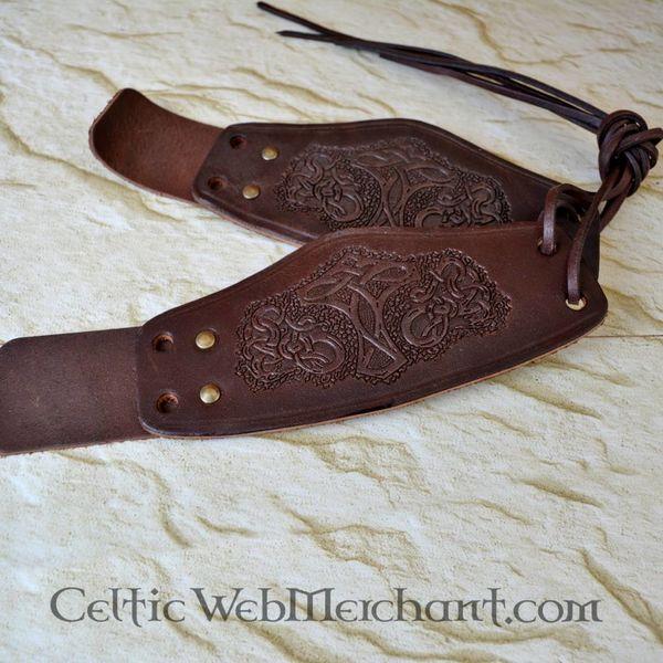 Paires de canon (brassards) d'avant-bras Viking
