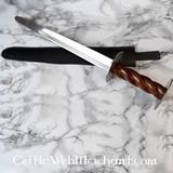 14th century roundel dagger