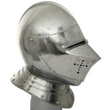 Italian tournament helmet