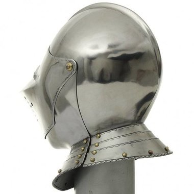 Italian tournament helmet