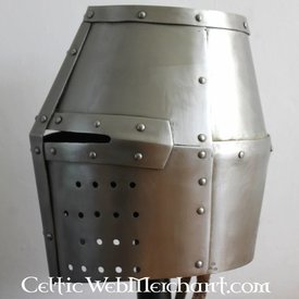 Marshal Historical Grand heaume, casque de Croisé
