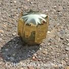 Cabeza de maza Latón