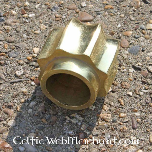 Testa di mazza in bronzo