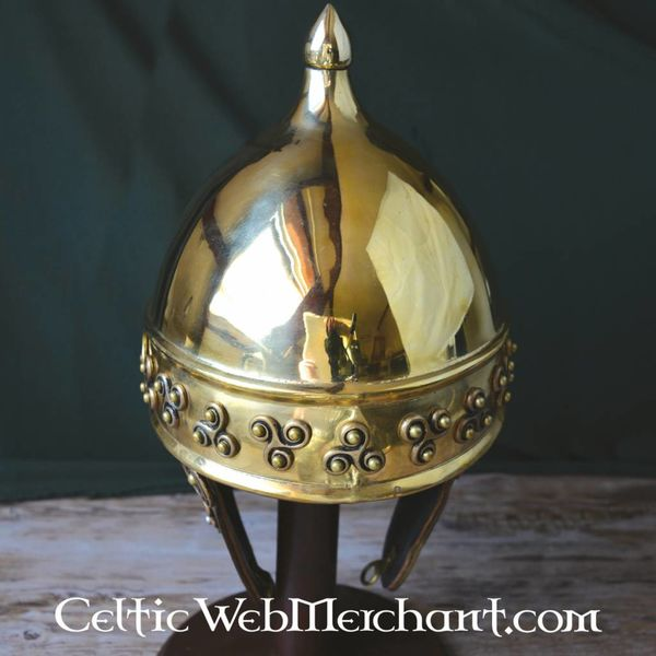 casco gallico 300-200 aC