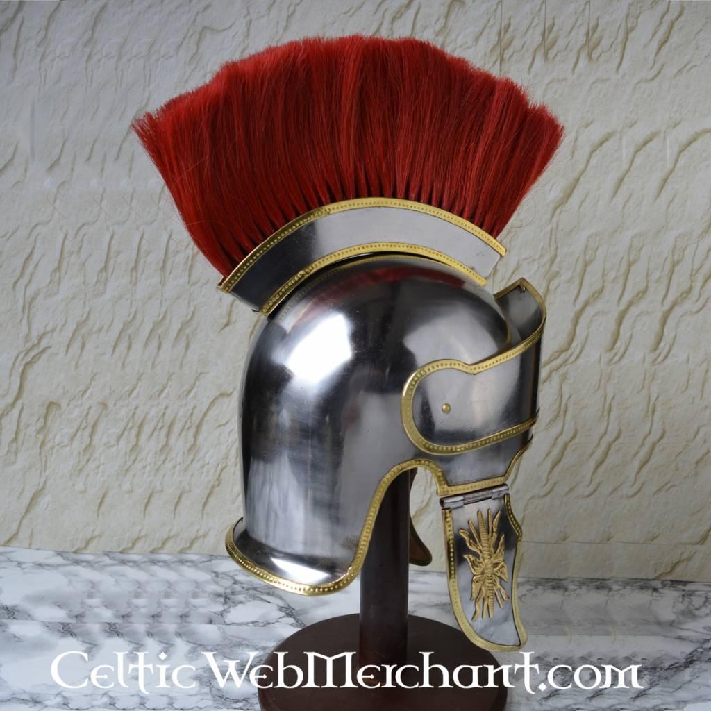 Attic Helmet With Crest Celticwebmerchant Com