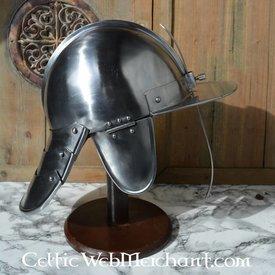 17-århundrede hussar hjelm