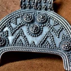 Byzantine, Germanic and Moravian jewelry