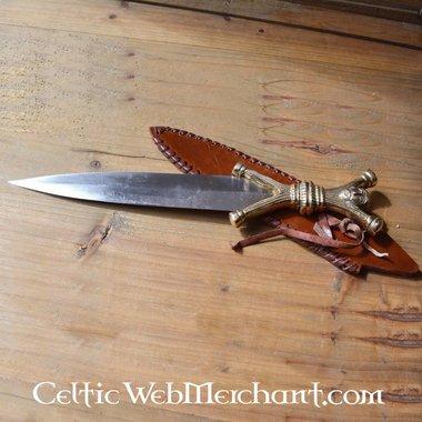 Keltisch anthropomorfisch dolk