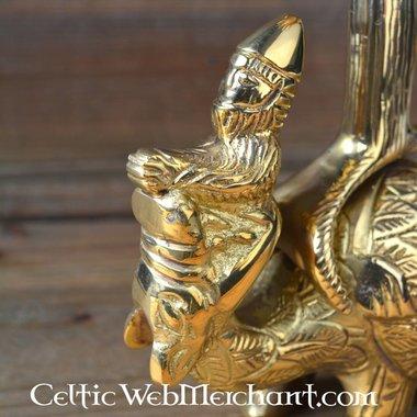 Lanterne griffon gothique