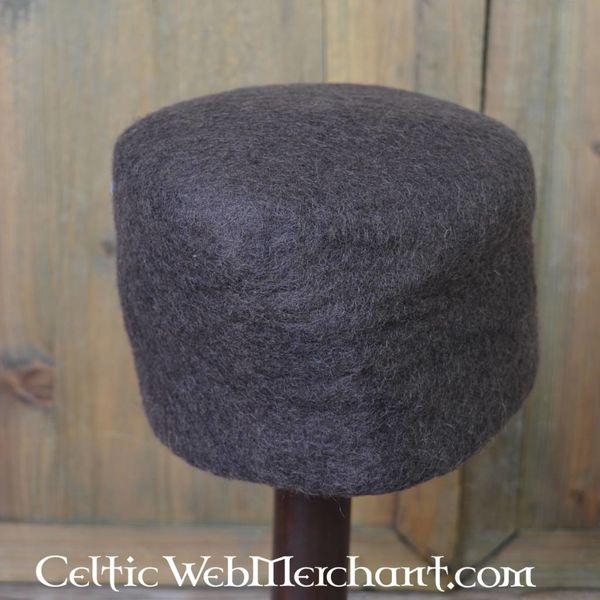 15th århundrede følte hat Dürer, brun